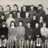 Cragg Vale School, May 1964 - CVS00116