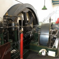 Queen Street Mill near Burnley - FJW00298