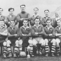 A Walsden Team in the 1950s - TOD00229