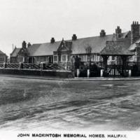 John Mackintosh Memorial Homes, Halifax - DPC00643