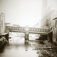 St George's Bridge, Hebden Bridge. - KEC00434