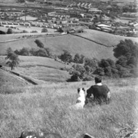 Mytholmroyd from Heights road - HBC01116