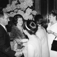At the Mayor's Ball, November 1969 -  EUS00144
