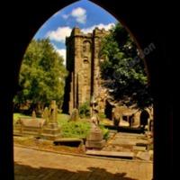 Heptonstall Old Church - NAO00189