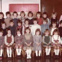 Cragg Vale School Class Photo - CVH00221