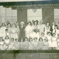 Mytholmroyd Methodist Sunday School Pantomime 1955?